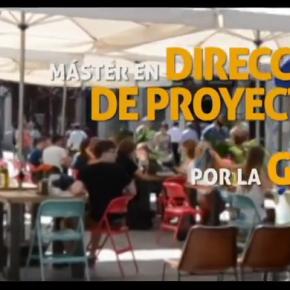 Descubre el nuevo máster en Project Management más innovador y pionero deEspaña