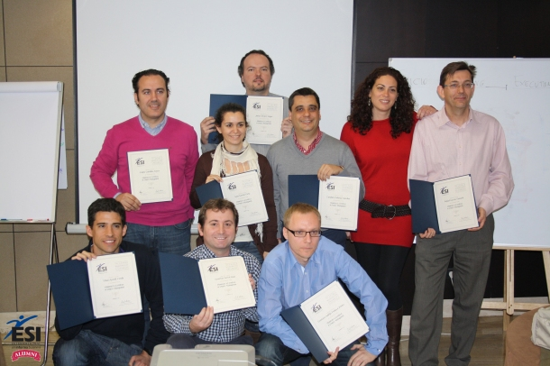 Alumnos V Master´s Certificate in Project Management