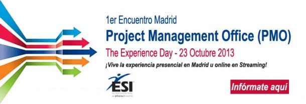 Primer Encuentro PMO en Madrid