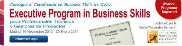 Executive Program in Business Skills