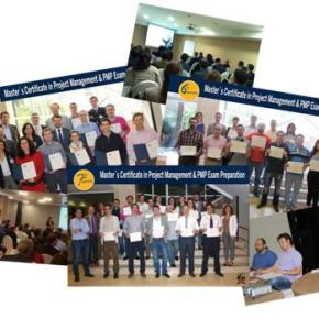 Arrancamos la 11ª edición del Máster en Dirección de Proyectos de la Universidad George Washington + Certificación PMP® de ESIInternational