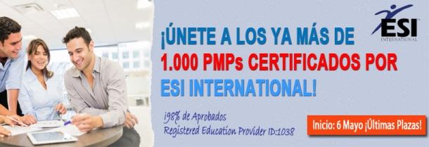 Certificacion PMP ÚNETE- web iiR