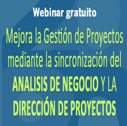 Webinar gratuito sobre el rol del Business Analyst y el Project Manager