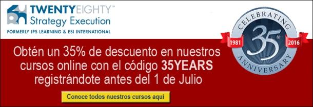 35 aniversario ESI International
