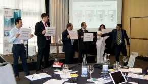 TOP LEADERS que participarán en el 4º Congreso International Project Management