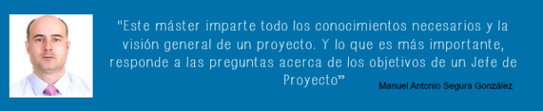 Máster en Project Management y PMI
