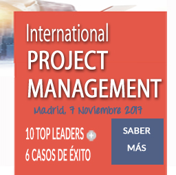 10 Top Leaders nos cuentan 6 casos de éxito en el 4ª Congreso International Project Management